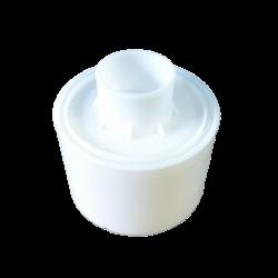 Форма для сыра Манчего 3,2 кг перфорированная с вкладышем